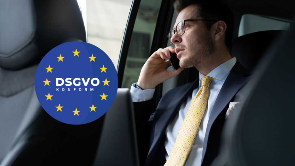 DSGVO Chauffeurserivce